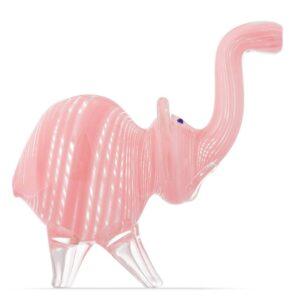 Розовая трубка Слоник