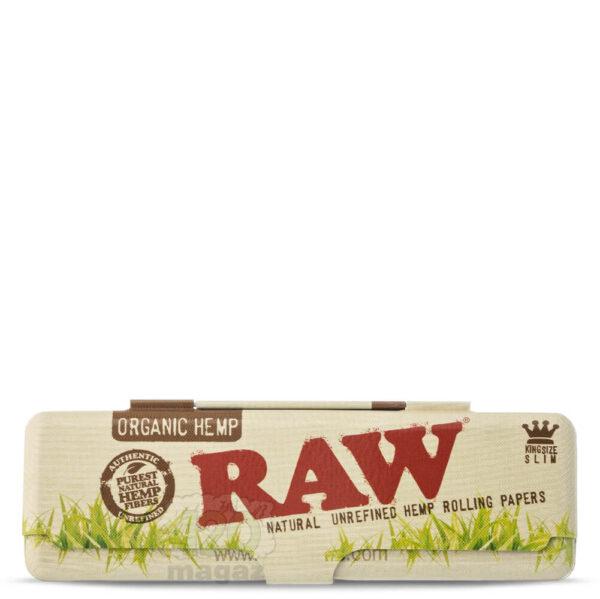 Коробочка-портсигар для бумажек RAW King Size