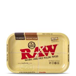 Поднос для роллинга из металла RAW