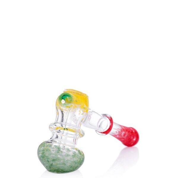 Трубка-хаммер из стекла