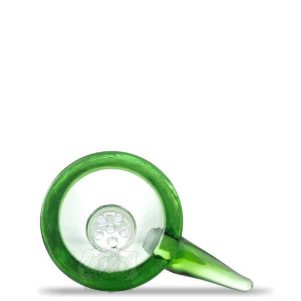 Стеклянная чаша для бонга с ручкой, 18.8 мм