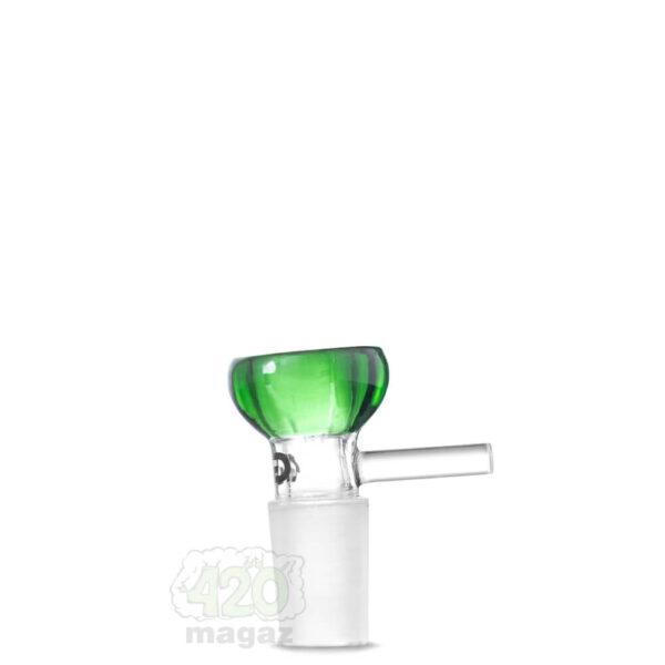 Стеклянная чаша для бонга с ручкой Grace Glass, 18.8 мм