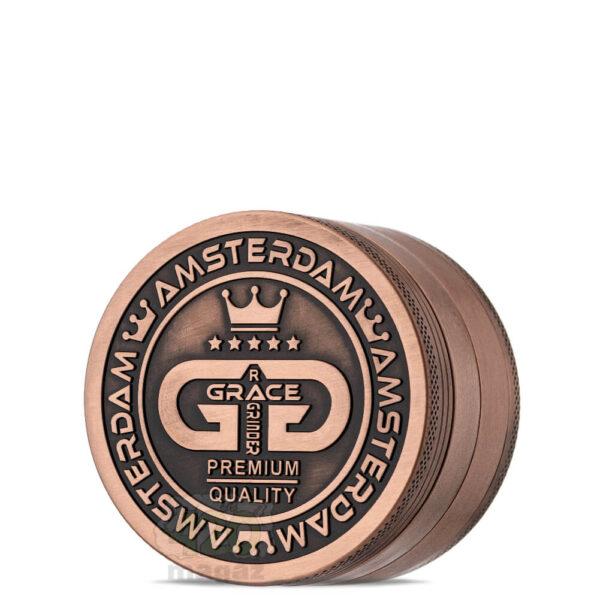 Гриндер Grace Glass old bronze, 63 мм купить