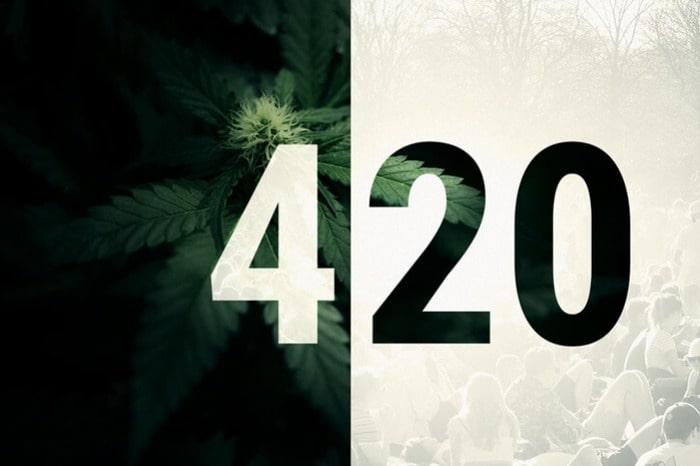 Связь числа 420 с марихуаной