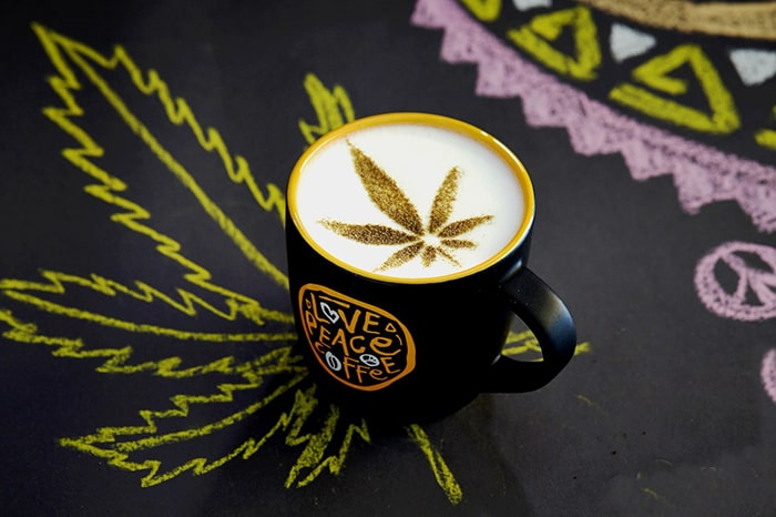 Если подмешать CBD-oil в кофе…