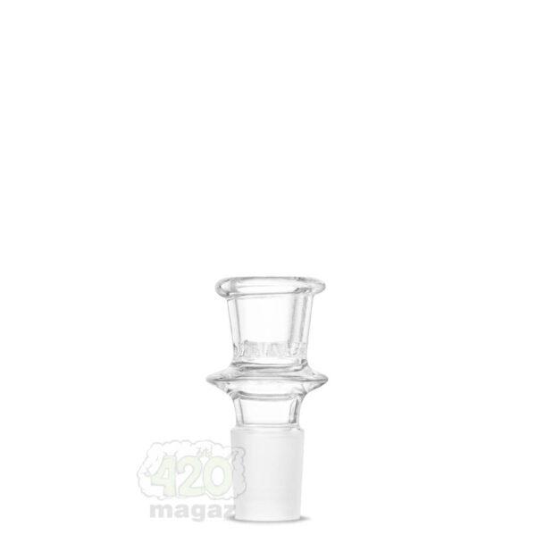 """Купить Прозрачная чаша для бонга с встроенной сеточкой """"Mobius"""", 18.8 мм"""